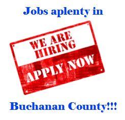jobs aplenty